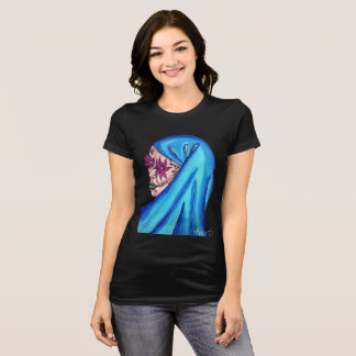 Flower Gypsies - The Blue Dahlia Tee