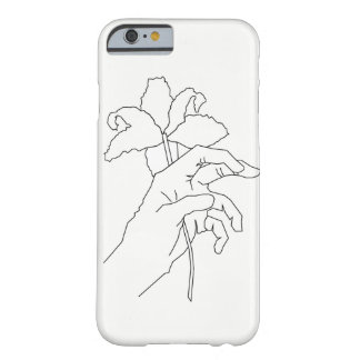Flower Hands Barely There iPhone 6 Case