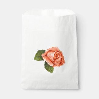 FLOWER HEART CARTOON  bag White Favor