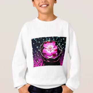 Flower in Cup of Water Sweatshirt