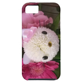 Flower Kitty Case For The iPhone 5