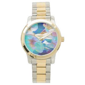 Flower lady's watch