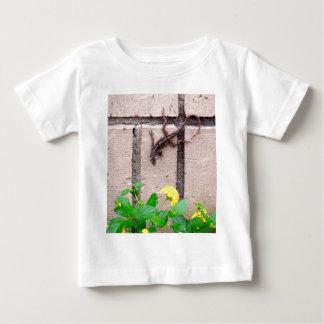 FLOWER LIZARD BABY T-Shirt