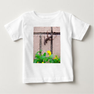 FLOWER LIZARD BABY T-Shirt