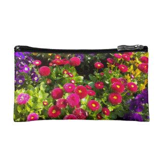 Flower Love Cosmetic Bag
