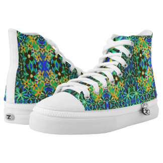 Flower Love High Tops