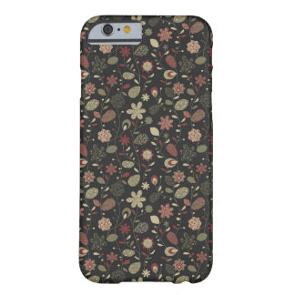 Flower luck barely there iPhone 6 case