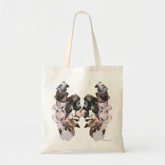 Flower/Lungs Tote Bag