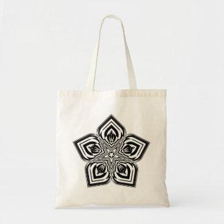 Flower Mandala #01 Tote Bag