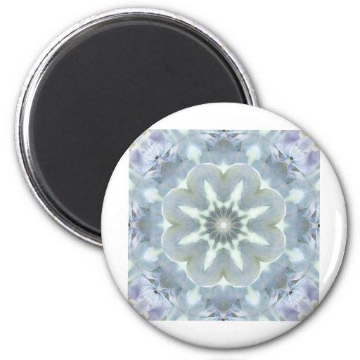 Flower Mandala 36 Magnet