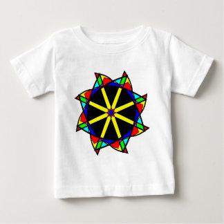 Flower mandala baby T-Shirt