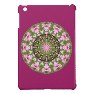 Flower Mandala, Bleeding Hearts 02.0_rd Cover For The iPad Mini