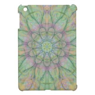 Flower mandala iPad mini cover