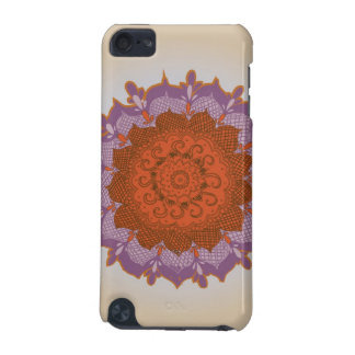 Flower Mandala iPod Touch (5th Generation) Cases