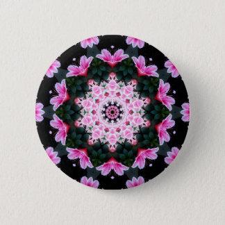 Flower Mandala Pin