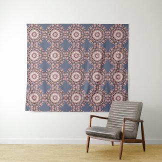 Flower Mandala, springtime glory 3.3 Tapestry