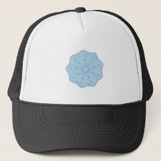 Flower Mandala Trucker Hat