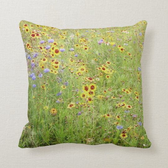 Flower Meadow Cushion