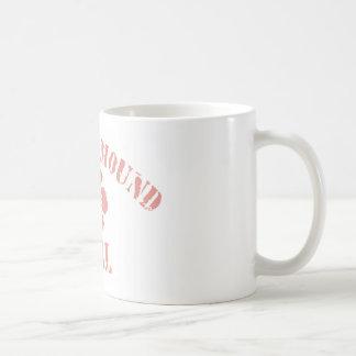 Flower Mound Pink Girl Coffee Mug