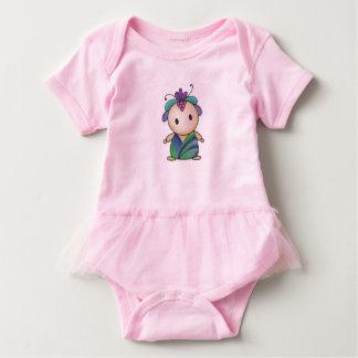 Flower Nymph Baby Bodysuit