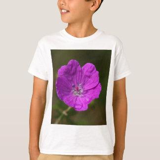Flower of a bloody geranium T-Shirt