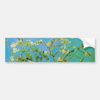 Flower of Almond tree Bumper Sticker