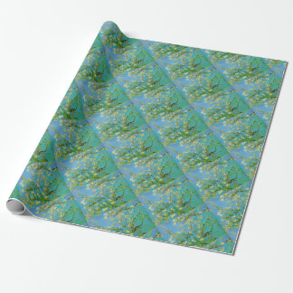 Flower of Almond tree Wrapping Paper