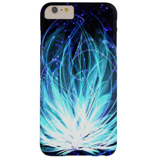 Flower of Blue fire Barely There iPhone 6 Plus Case