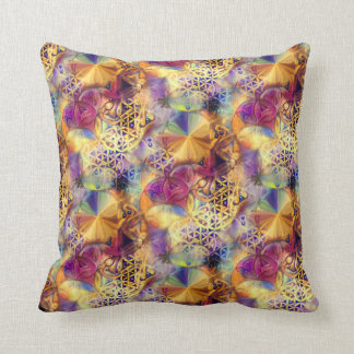 Flower of Life 9 Cushion