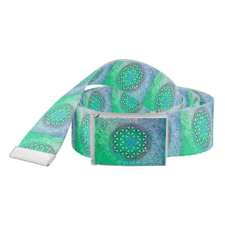 Flower Of Life / Blume des Lebens - Ornament IV Belt