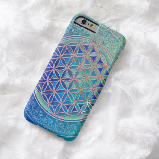 Flower Of Life / Blume des Lebens - Ornament VI Barely There iPhone 6 Case