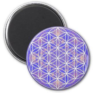 Flower of Life (Color 3) Magnet