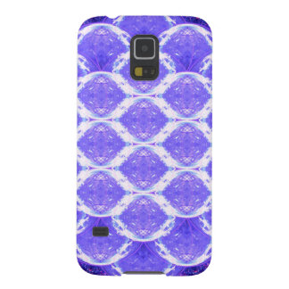 Flower of Life Crystal Grid Galaxy S5 Cases