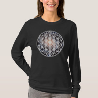 Flower of Life Galactic Activation T-Shirt