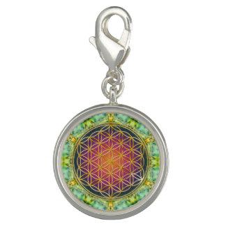 Flower Of Life - gold - fractal 2