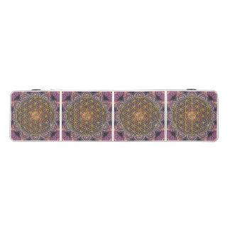 Flower Of Life - knitting seamless pattern V Pong Table