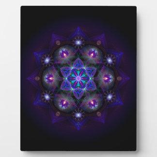 Flower Of Life Mandala Plaques