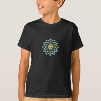 Flower of Life Merkaba Mandala T-Shirt
