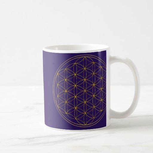 Flower of Life Mug