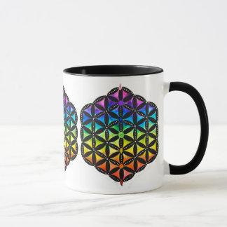 Flower of Life Mug By Megaflora