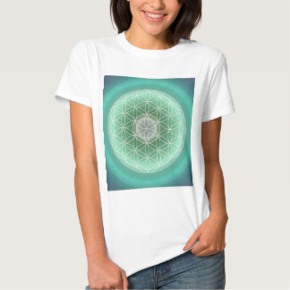 Flower of life no. 10 created by Tutti T Shirt