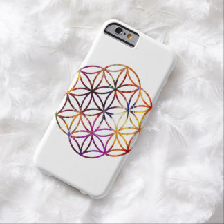 Flower of Life Painting Barely There iPhone 6 Case