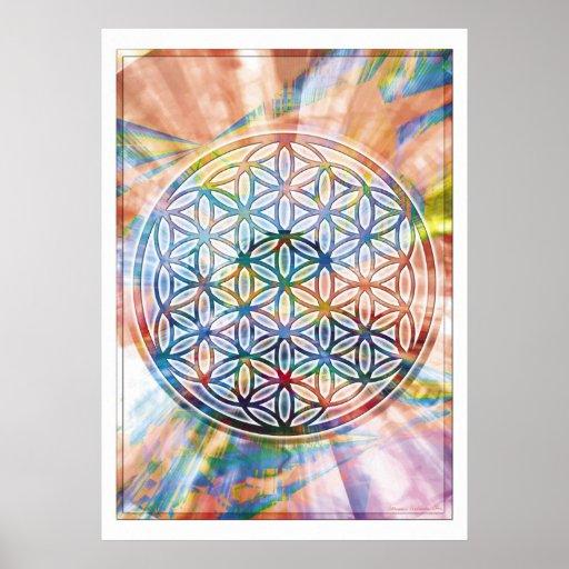 Flower of Life Print