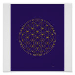 Flower of Life Posters