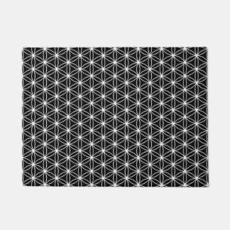 Flower Of Life Sacred Geometry Doormat