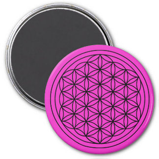 Flower of Life Sacred Geometry Magnet