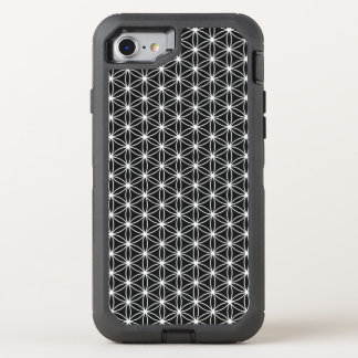 Flower Of Life Sacred Geometry OtterBox Defender iPhone 7 Case