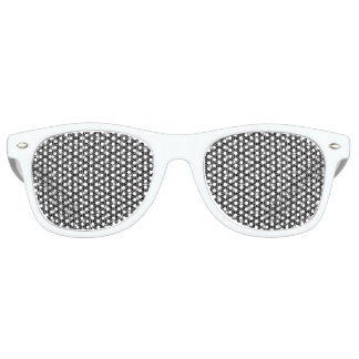 Flower Of Life Sacred Geometry Retro Sunglasses