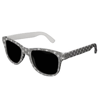 Flower Of Life Sacred Geometry Sunglasses