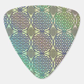 Flower of Life - stamp grunge pattern 2 Pick